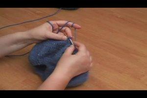 Beaniemütze stricken - eine Anleitung