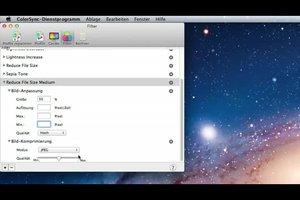 PDF komprimieren auf dem Mac - so geht's