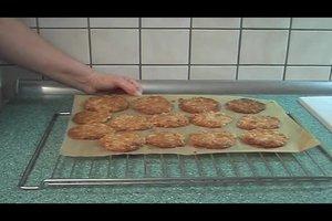 Ingwerplätzchen mit frischem Ingwer lecker und gesund backen