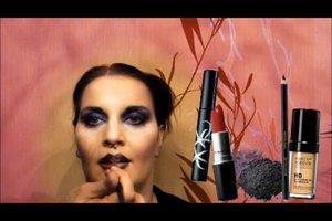 Für Halloween schminken - zwei Ideen für Erwachsene