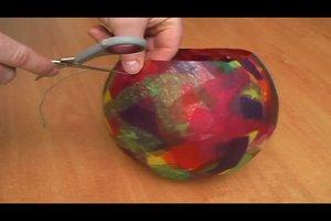 Laternenfest - so basteln Sie schöne Ballon-Lichter