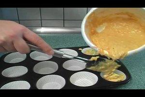 Kürbis-Muffins - nach diesem Rezept gelingen die kleinen Kuchen