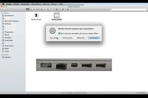 Macbook findet den USB-Stick nicht - so beheben Sie das Problem