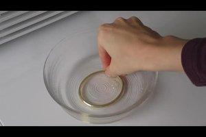 Goldschmuck reinigen mit Hausmittel
