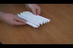 Papierbrücken bauen - so erreichen Sie ungeahnte Stabilität