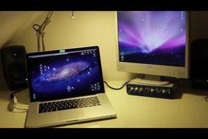 MacBook an einen Bildschirm anschließen - darauf sollten Sie achten