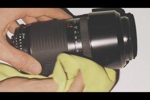Reinigung einer Spiegelreflexkamera - so befreien Sie die Kamera von Staub und Schmutz
