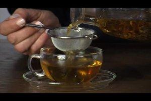 Weißdorntee - das sollten Sie bei diesem Tee beachten
