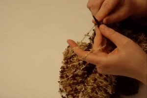 Snoods stricken - eine Grundanleitung