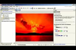 Microsoft Office Picture Manager - so bearbeiten Sie problemlos Bilddateien