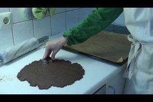 Keksteig-Rezept zum Ausstechen - so wird's schön schokoladig
