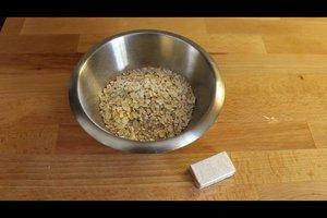 Haferschleim - Rezept für eine bekömmliche Mahlzeit