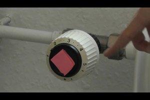 Thermostate richtig einstellen