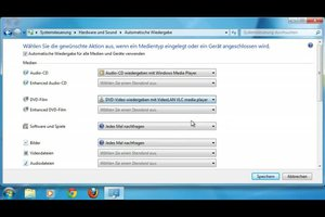 Windows 7 - Autorun aktivieren
