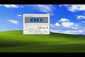 2 Monitore an einem PC - XP-Anleitung