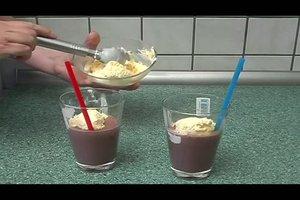 Eisschokolade selber machen