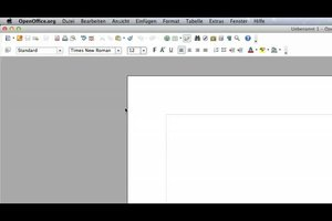 Flyer erstellen in OpenOffice - so nutzen Sie die Vorlagen