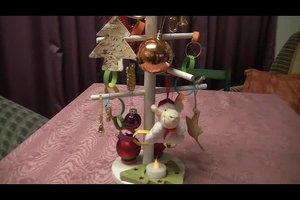 Weihnachtsgestecke basteln - Tipps und Ideen zum Basteln mit Naturmaterialien