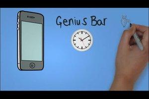 Im Apple Store iPhone tauschen - so geht's