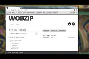 RAR online entpacken - so funktioniert das Extrahieren übers Internet