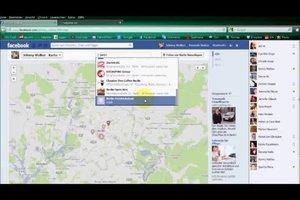 Bei Facebook Orte aktivieren - so geht's