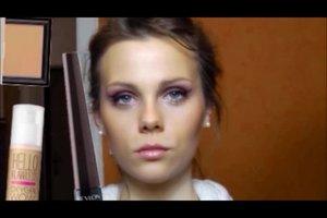 70er-Schminktipps - so gelingt Ihr Make-up