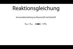 Wie stellt man Reaktionsgleichungen auf? - Eine Anleitung