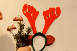 Geldgeschenk zu Weihnachten schön verpacken