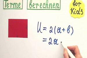 Terme berechnen - so vermitteln Sie es Ihren Kindern