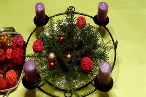 Weihnachtlich dekorieren - so gelingt es auch mit kleinem Budget
