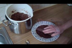 Rumkugeln selbst machen - ein Rezept