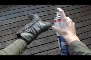 Schuhe imprägnieren - so bleibt Ihr Schuhwerk wasserdicht