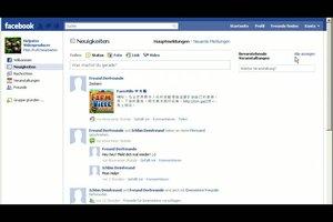 So können Sie bei Facebook die Pinnwand löschen