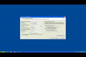 GMX: Server-Einstellungen - so ermöglichen Sie den E-Mail-Empfang