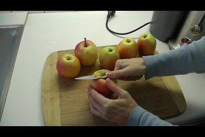 Mosten - so machen Sie Apfelsaft wie zu Großmutters Zeiten