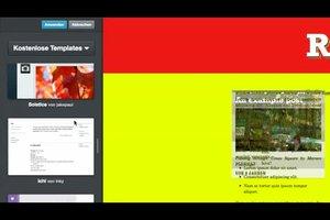 Tumblr: Hintergrund ändern - so geht's