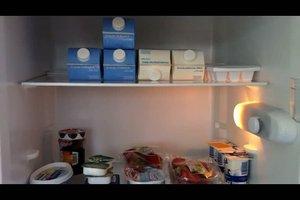 Kühlschranktemperatur einstellen - so machen Sie es richtig