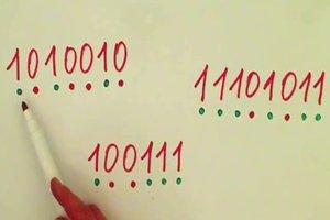 Binärcode lesen - so geht es richtig