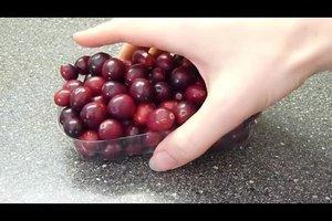 Cranberries - die Zubereitung getrockneter Beeren klappt so