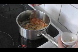 Curry-Reis - ein schnelles Rezept