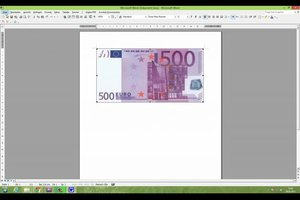 Geldscheine drucken - so können Sie Spielgeld am eigenen Drucker herstellen