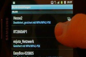 Android: Mit WLAN verbinden - so richten Sie den Computer ein