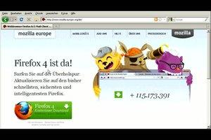 Seite entsperren - so können Sie wieder alle Seiten im Internet besuchen