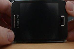 Galaxy ACE GT-S 5830i - eine Anleitung für Anfänger