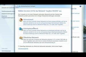 Unter Windows 7 den Netzwerkstandort ändern - so geht's