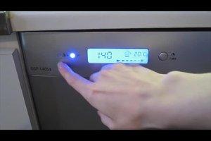 Bei der Spülmaschine Zeichen und Warnhinweise verstehen - so geht's
