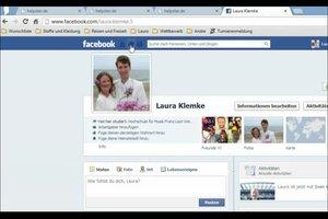 Facebook: Gelöschte Nachrichten finden - so kann es gehen