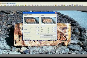 Die Bildqualität verbessern mit kostenlosem Bildbearbeitungsprogramm - so geht's