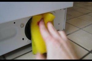 Waschmaschine zieht kein Wasser - das können Sie tun