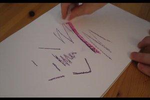 Malen mit Pastellkreide - so funktioniert's